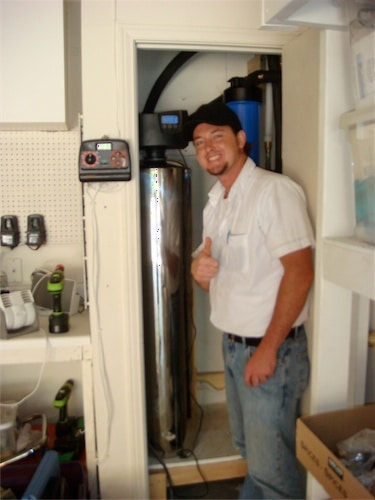 Whole House Water Filter Install Dallas Tx Dallas Fort